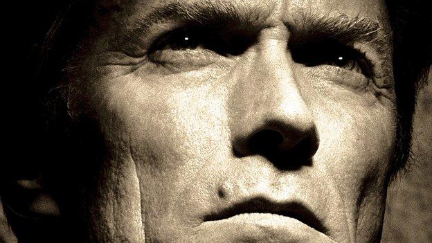 Clint Eastwood, photograph by Albert Watson