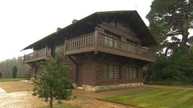 Swiss Cottage, Osborne House