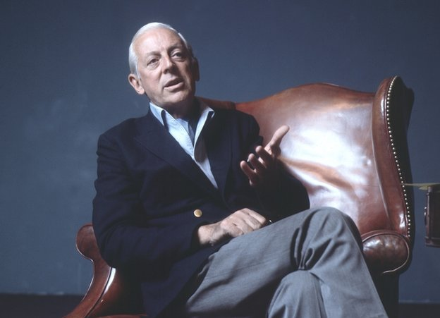Alistair Cooke in 1969