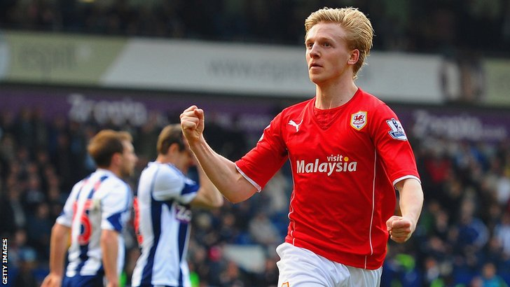 West Brom 3-3 Cardiff