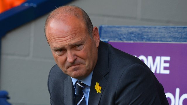 West Brom 3-3 Cardiff City: Pepe Mel says Saido Berahino error cost side win