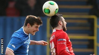 Jimmy Callacher and Joe Gormley