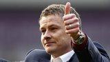 Ole Gunnar Solskjaer acknowledges Cardiff's fans