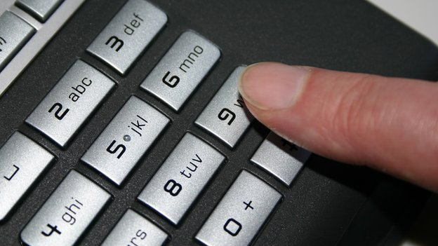 Plan to clamp down on nuisance calls...