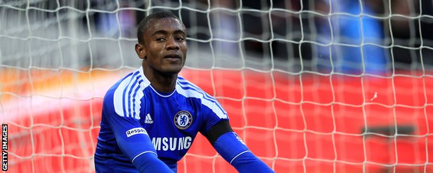Ivory Coast forward Salomon Kalou is keen on a return to the Premier League.