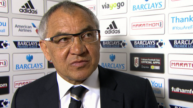 Fulham 1-3 Everton: Felix Magath says side did not concentrate on defending