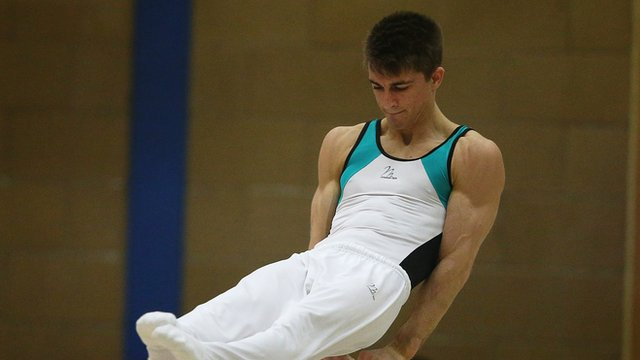 Max Whitlock & Rebecca Tunney win all-around British titles