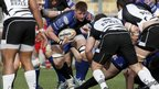 Andrew Coombs takes on Zebre