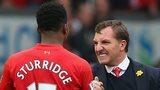 Daniel Sturridge Brendan Rodgers celeb