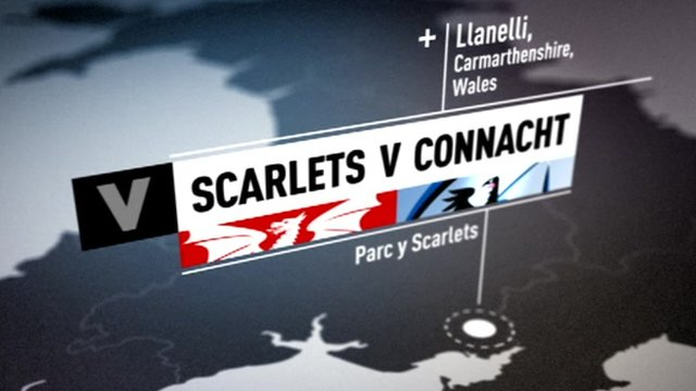 Highlights: Scarlets v Connacht