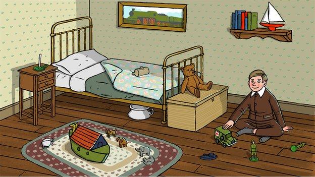 Childu0027s Bedroom