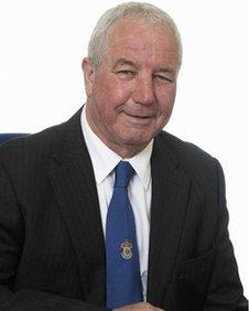 Councillor Stan Cain