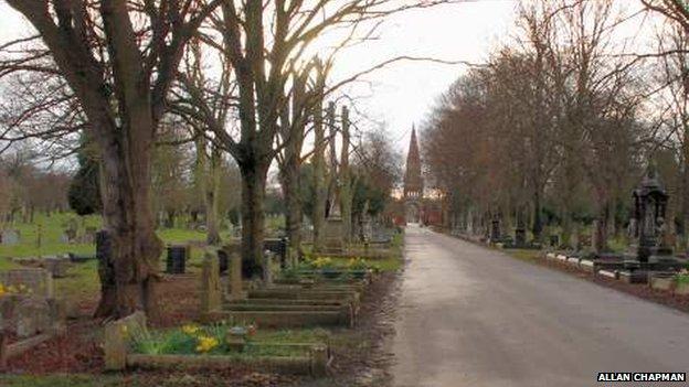 Scartho Road Cemetery