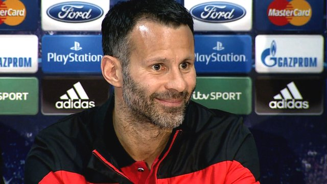 Giggs & Moyes ready for Bayern 'spectacle'
