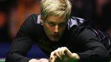 Australian snooker player Neil Robertson