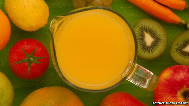 is frozen fruit still healthy juicy fruit