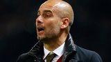 Bayern Munich manager Pep Guardiola