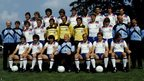 The 1982 England World Cup squad