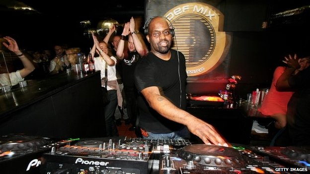 'House music' legend Frankie Knuckles gone at 59