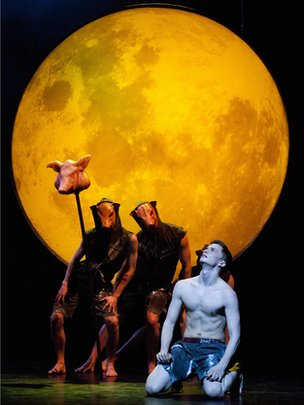 Matthew Bourne's Lord of the Flies in Glasgow in 2011
