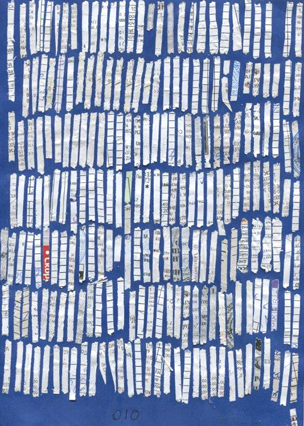 Shredded documents from Serhiy Kurchenko office