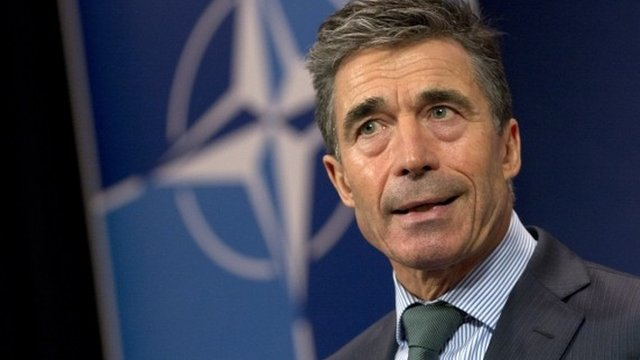 Nato suspends Russia co-operation
