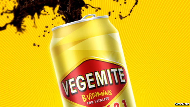A can of Vegemite