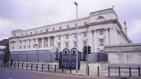 High Court in Belfast