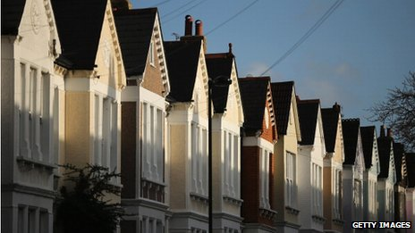 Houses in Clapham, London