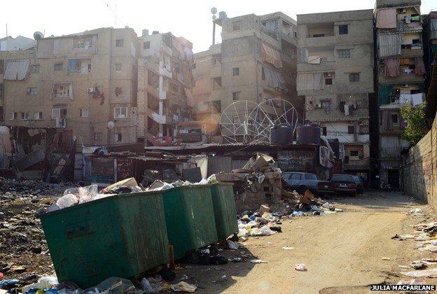 Shatila refugee camp