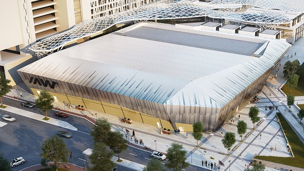 UK: Cardiff Devils Can Fill New £16m Venue, Says Boss Todd Kelman