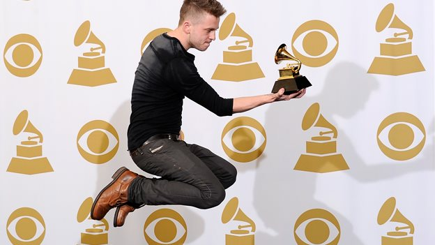 Ryan Tedder at the Grammys