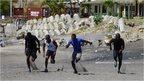 Athletes in Montserrat