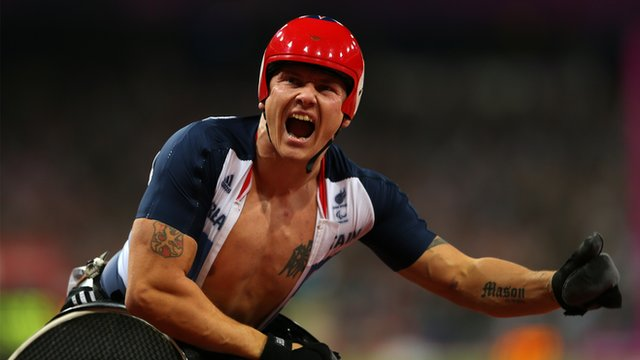 Wheelchair athlete David Weir targets London marathon history