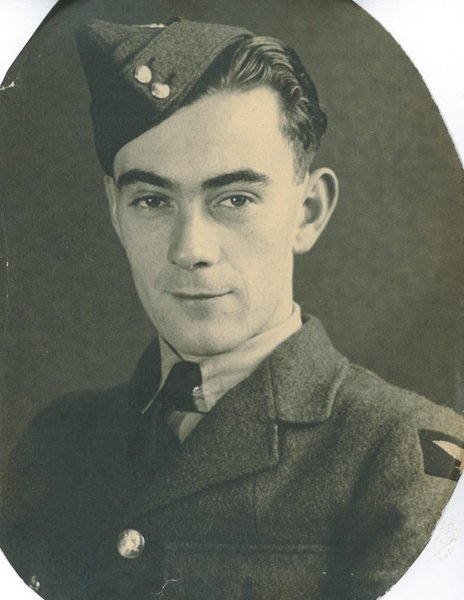 Flt Sgt Joseph Bannan
