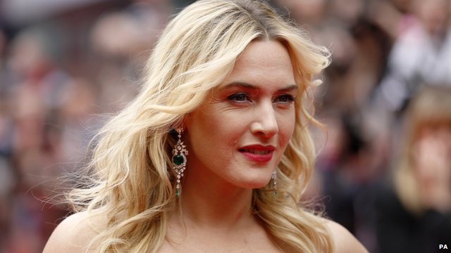 Kate Winslet on her fi...