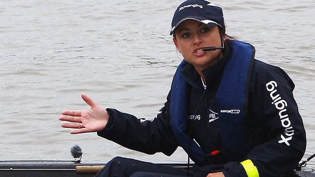 Coxes: 'Goalkeepers' of the Boat Race?