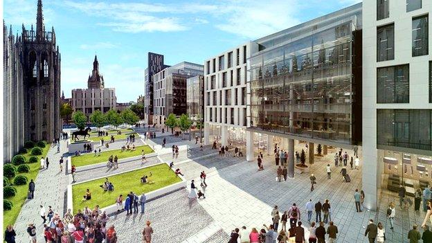 Marischal Square image