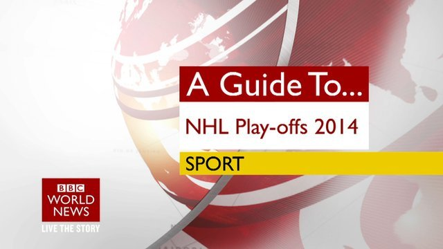 A guide to the NHL Play-offs