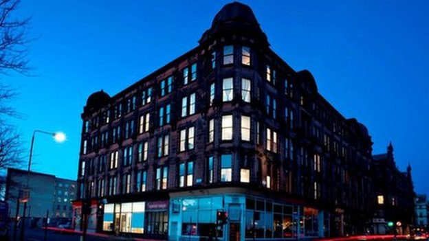 South Block, Glasgow