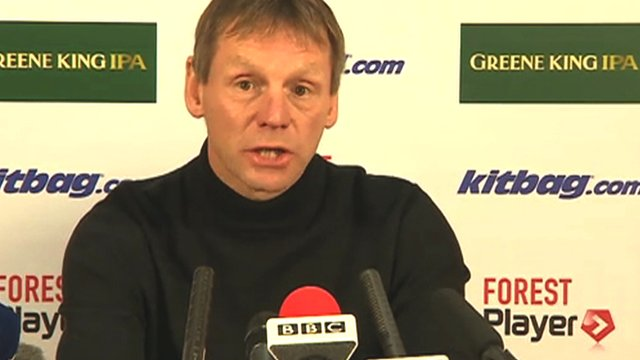 Stuart Pearce on taking 'massive' job at Nottingham Forest