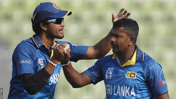 Dinesh Chandimal and Rangana Herath