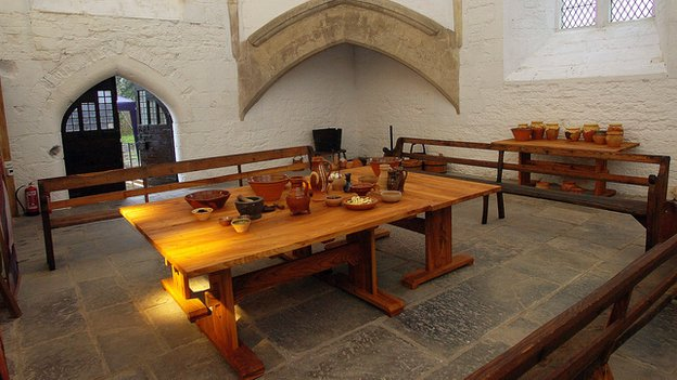 Abott's Kitchen, Glastonbury Abbey