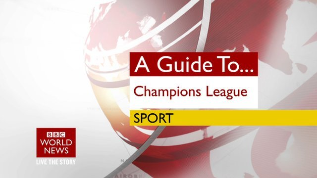 BBC World News offers their guide to the Champions League quarter-finals.