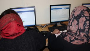 Muslim mothers on the internet