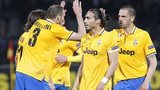 Juventus secure a vital away win at Lyon after first leg of Europa League quarter-finals