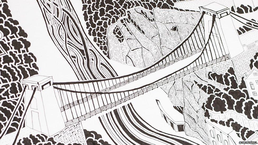 Gareth Wood Clifton Suspension Bridge