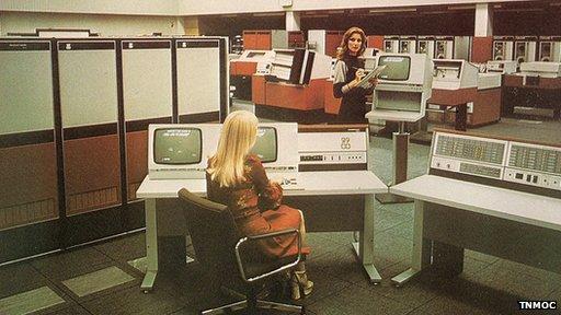 ICL mainframes