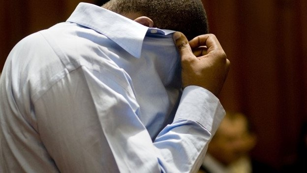 Zola Tongo in court in Cape Town - December 2010