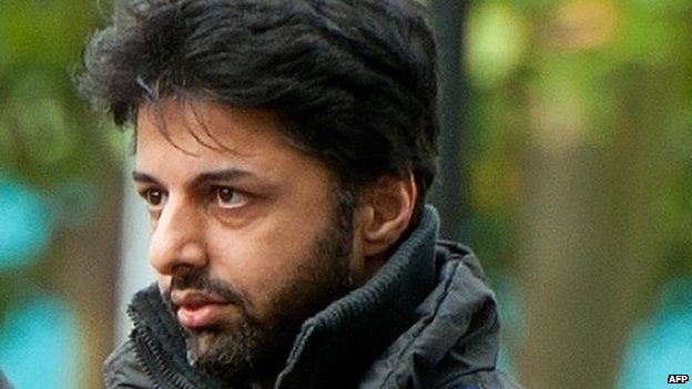 Shrien Dewani pictured in August 2011